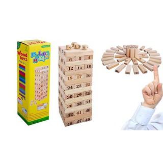 Bộ đồ chơi rút gỗ to đại