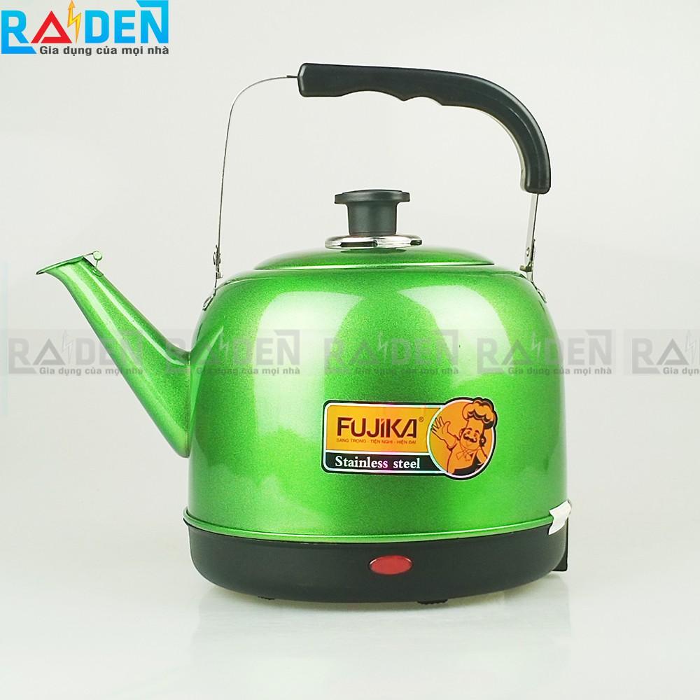 Ấm siêu tốc 5L Fujika FJ-SD45 thân ấm inox phun sơn tĩnh điện