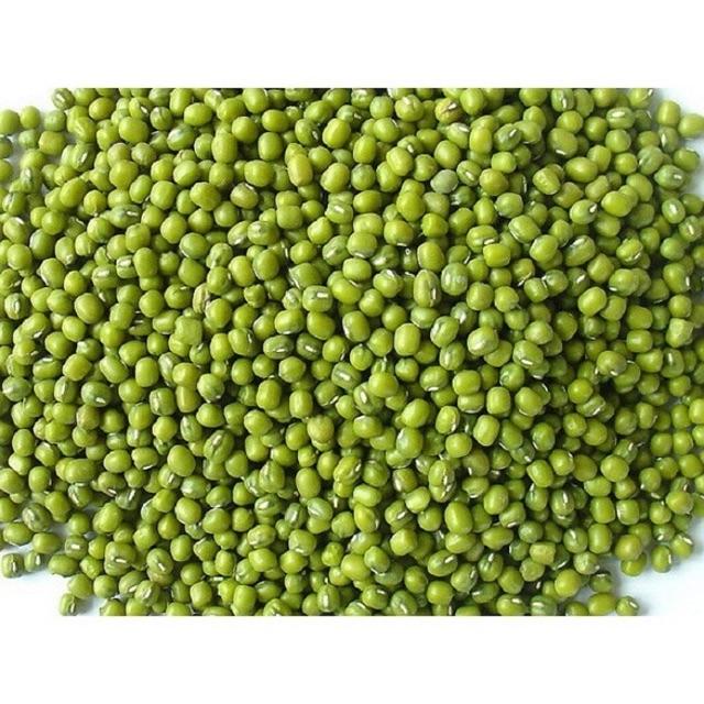 Đậu xanh hạt to (đỗ xanh) nguyên vỏ 1kg-500g