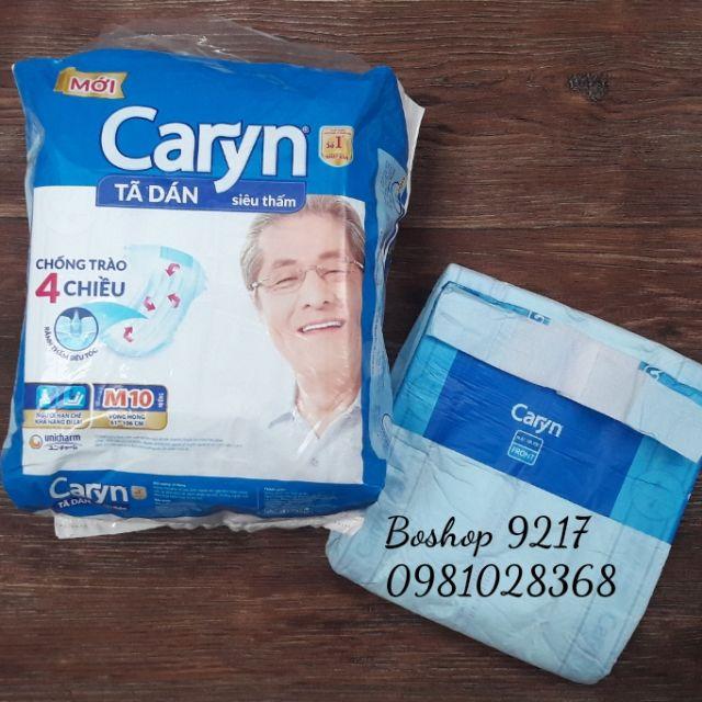 Bỉm dán caryn gói 3 miếng ( cho mẹ sau sinh )