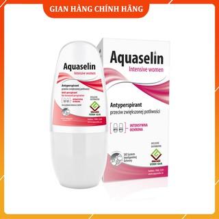 Lăn Nách Khử Mùi Aquaselin Intensive Women Cho Nữ
