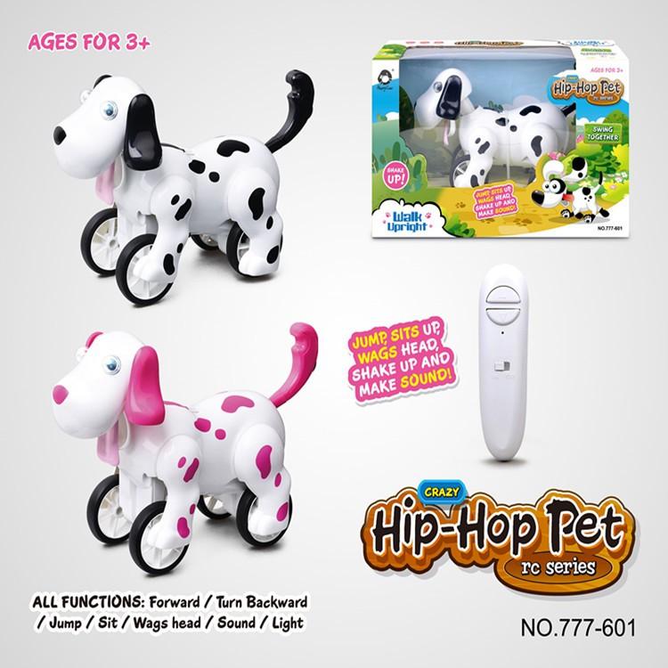 [XẢ KHO 3 NGÀY]Chó robot hip hop điều khiển từ xa, chó robot mini, chó điều khiển, đồ chơi điều khiển từ xa, chó mini đi