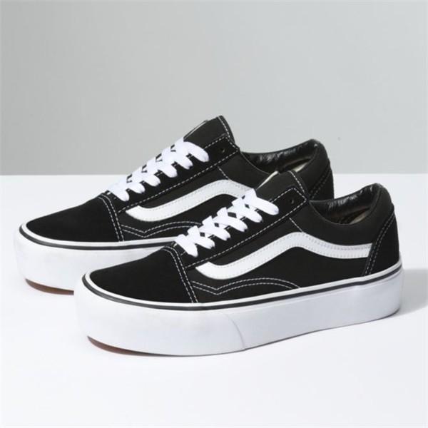 8c8e27bde2 Review giá  chính hãng  giày Vans Old Skool Platform