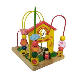 Đồ chơi Forkids - Nông trại vui vẻ (luồn hạt)