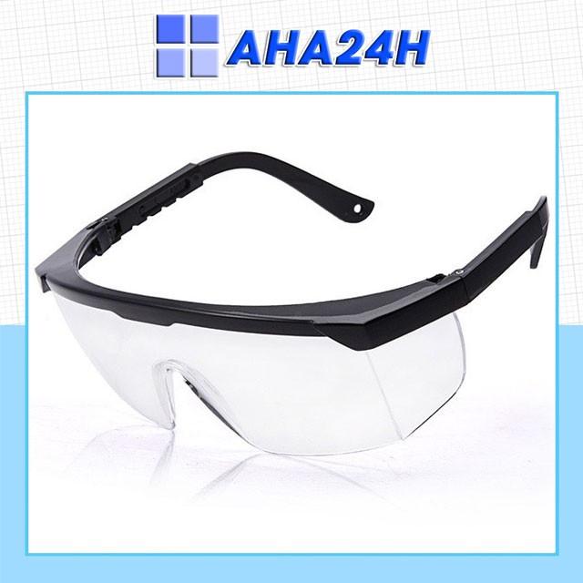 [Mã FARSSTGRE giảm 5K đơn bất kỳ] Kính bảo hộ chống bụi - Mắt kính đi đường bảo vệ mắt chắn tia UV AH1461