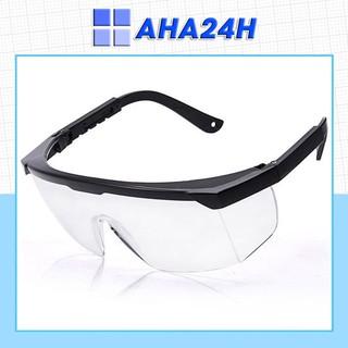 Kính bảo hộ chống bụi – Mắt kính đi đường bảo vệ mắt chắn tia UV AH1461