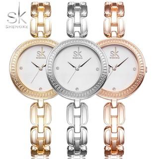 [SHENGKE OFFICIAL] Đồng hồ nữ Shengke Korea K0003L chính hãng