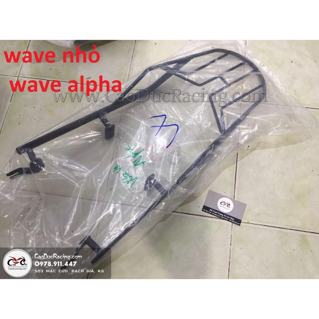 Gía sỉ Baga Givi Wave NHỎ - WAVE ALPHA ĐỜI CŨ - CAODUCRACING