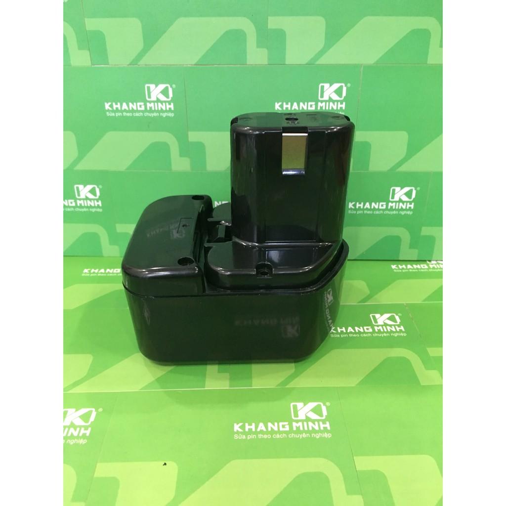KM Vỏ pin máy Hitachi 12V - 3.0Ah Ni-cd, vỏ ngang có thể lắp cell Ni-cd hoặc Li-ion 18650 - 2942992 , 780814925 , 322_780814925 , 65000 , KM-Vo-pin-may-Hitachi-12V-3.0Ah-Ni-cd-vo-ngang-co-the-lap-cell-Ni-cd-hoac-Li-ion-18650-322_780814925 , shopee.vn , KM Vỏ pin máy Hitachi 12V - 3.0Ah Ni-cd, vỏ ngang có thể lắp cell Ni-cd hoặc Li-ion 18650