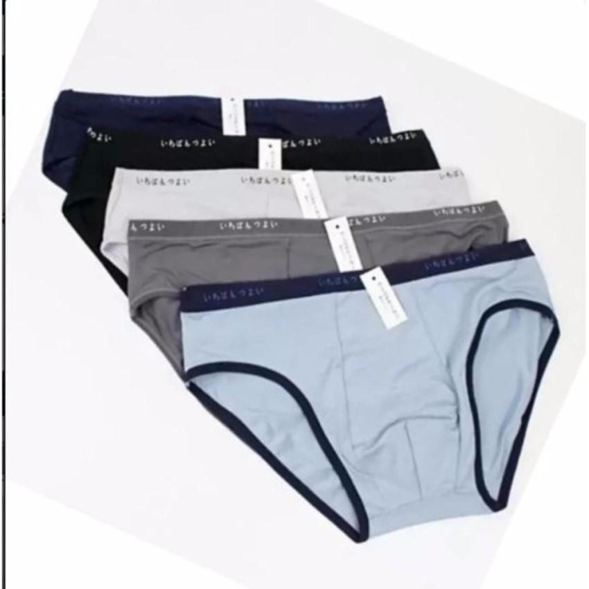 [FREESHIP_99K] Combo bộ 10 quần lót nam xuất Nhật cực chất, cotton lạnh thoáng mát.
