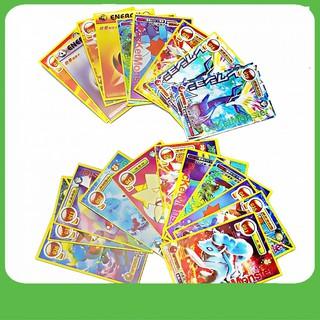 Thẻ bài Pokemon 220 lá Legaxi CA05 Rbán nghỉ