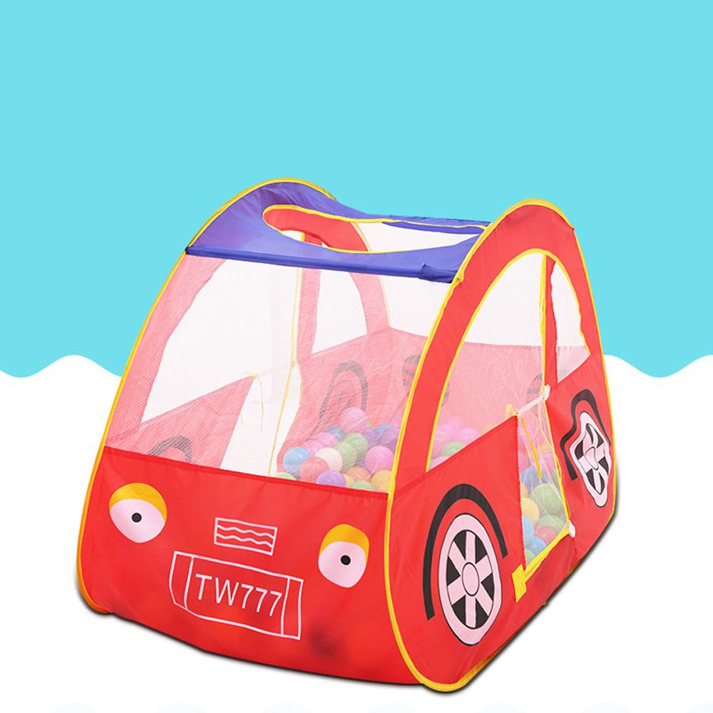 Funny Car design Ball Poor Game Play House Tent For Kids Children Baby play