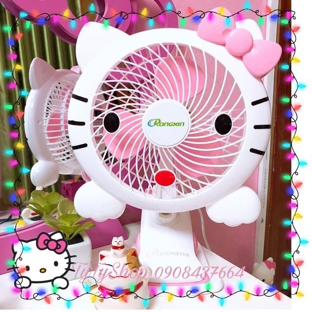 Quạt đứng Hello Kitty