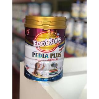 Sữa biếng ăn Epotsure Pedia Plus 900g Giúp bé tăng cân, hấp thu dưỡng chất, phát triển toàn diện thumbnail