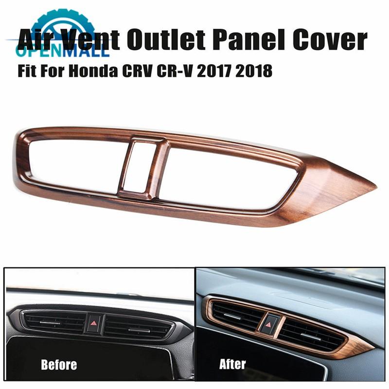 Khung gỗ lỗ thông gió xe hơi Honda CRV CR-V 2017 2018