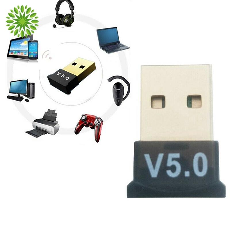 Usb Bluetooth 5.0 Không Dây Âm Thanh Nổi Cho Tv Pc Cr