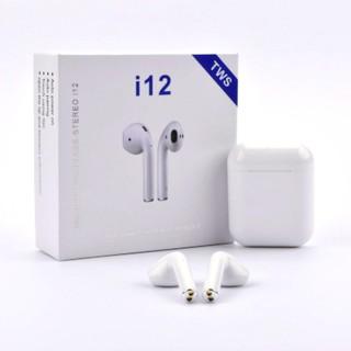 Tai Nghe Bluetooth i12 TWS Kết Nối Không Dây thumbnail