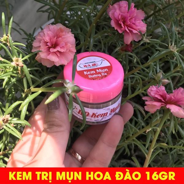 Kem Trị Mụn Hoa Đào 16gr