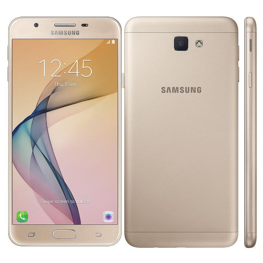 Điện thoại Samsung Galaxy J5 Prime Gold - hàng chính hãng