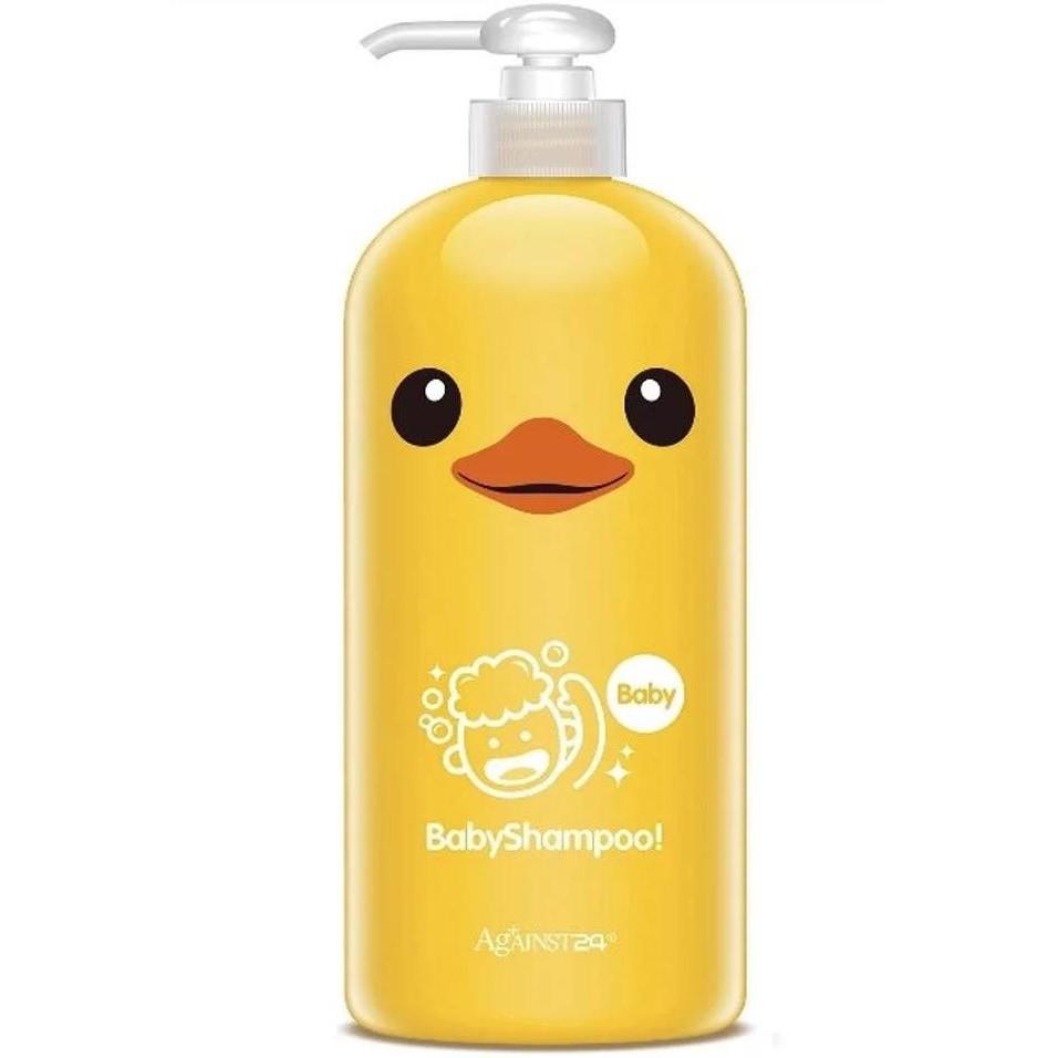 HÀNG NHẬP KHẨU -Rubber Duck Dầu gội trẻ em 650ml