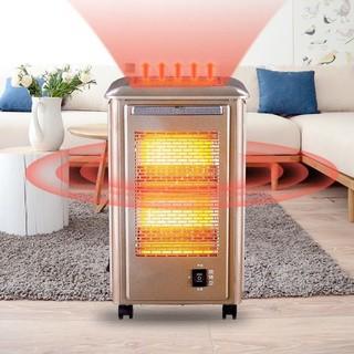 ❄✑Lò sưởi năm mặt gia dụng trong nhà tiết kiệm điện năng bếp nướng nhiệt nhanh