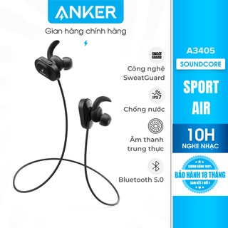 Tai nghe bluetooth SoundCore Sport Air (by ANKER)