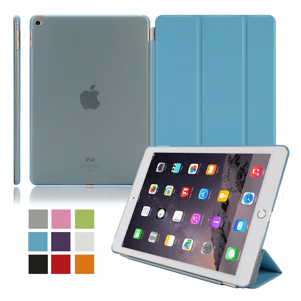 For iPad Mini 4 Smart Magnetic Leather Stand Case Cover