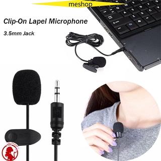 Micro Cài Áo Chốt Cắm 3.5mm Giảm Tiếng Ồn Cho Điện Thoại / Laptop