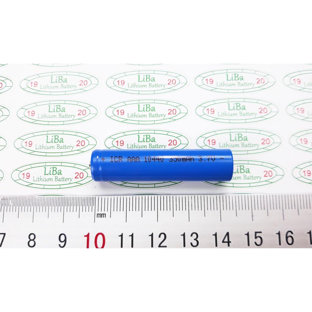 Pin Lithium ion 3.7V 350mAh 10450 _ LiBa - 15155504 , 2108526150 , 322_2108526150 , 25000 , Pin-Lithium-ion-3.7V-350mAh-10450-_-LiBa-322_2108526150 , shopee.vn , Pin Lithium ion 3.7V 350mAh 10450 _ LiBa