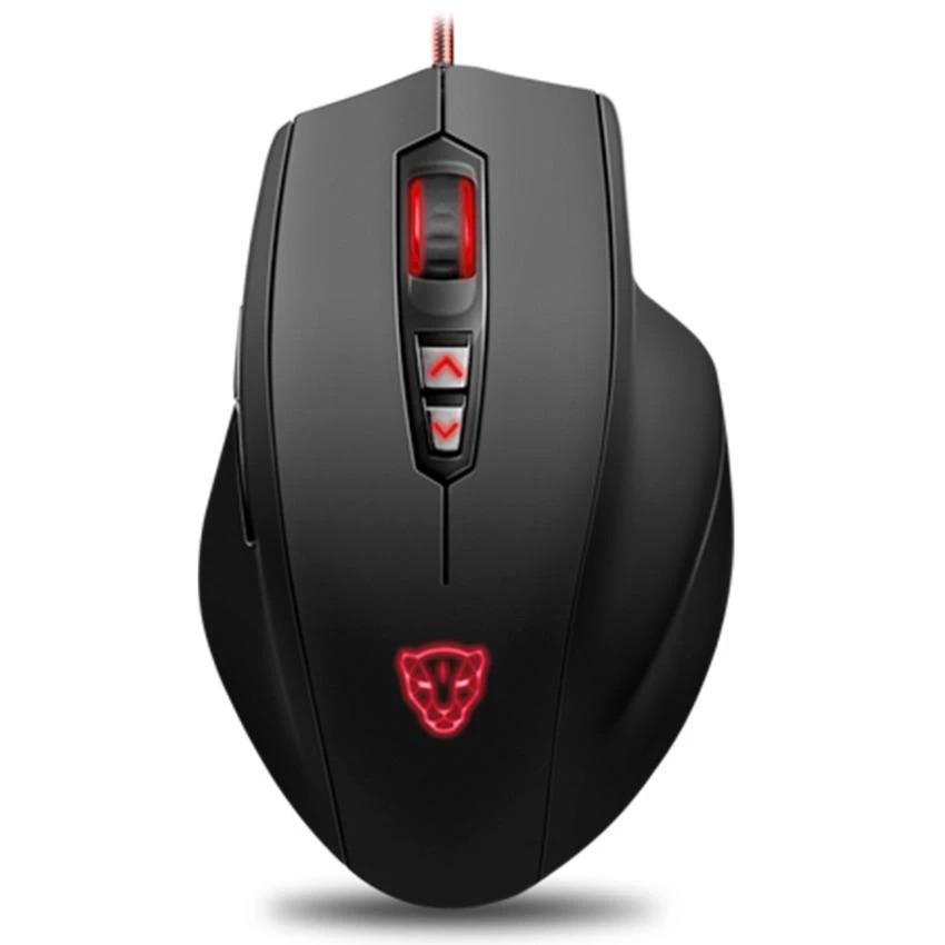 Chuột game thủ Motospeed V7 Optical Gaming Mouse LED - 3080249 , 473686276 , 322_473686276 , 490000 , Chuot-game-thu-Motospeed-V7-Optical-Gaming-Mouse-LED-322_473686276 , shopee.vn , Chuột game thủ Motospeed V7 Optical Gaming Mouse LED