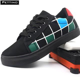 Giày Sneakers Nam Kẻ Caro PETTINO SSGV05