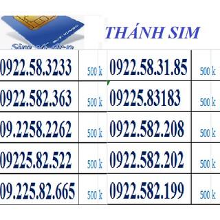 H28.1 THÁNH SIM SỐ ĐẸP 500K