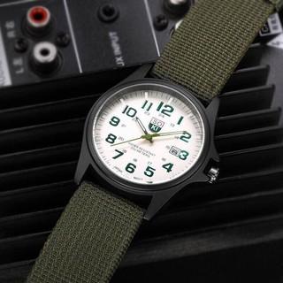 Đồng hồ thời trang nam nữ Soki SK01 quân đội dây dù có lịch xem ngày, siêu giảm giá
