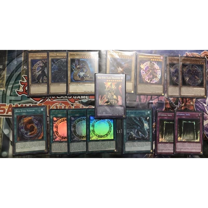 Vài thẻ bài cho Dragoon