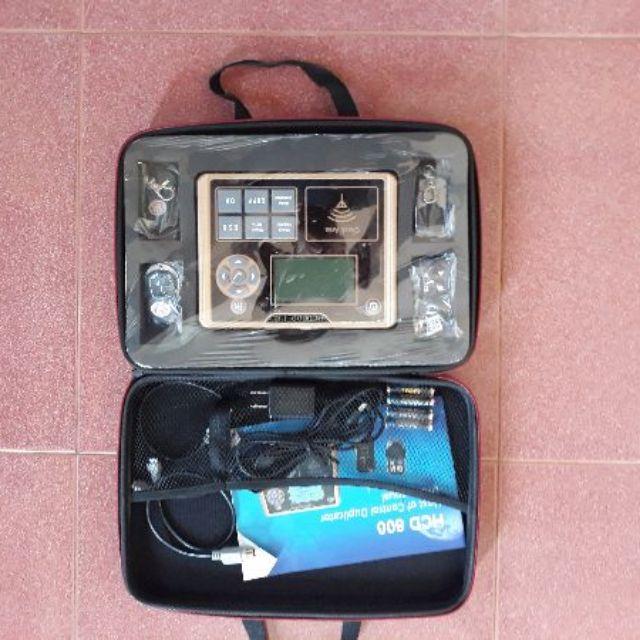 Máy copy remote cửa cuốn- chìa ô tô- HCD Pro Tiếng Việt