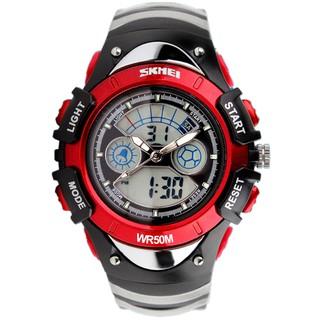 [Mã FASHIONRNK giảm 10K đơn 50K] Đồng hồ trẻ em Skmei 0998 điện tử thể thao dây cao su thumbnail