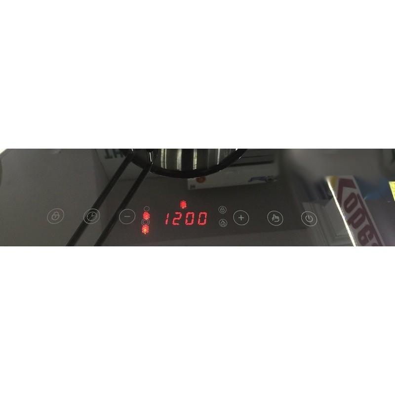 Bếp điện từ Faster FS 288HI, bếp điện từ đôi, bếp từ hồng ngoại, bếp hỗn hợp điện từ, bếp điện từ giá rẻ