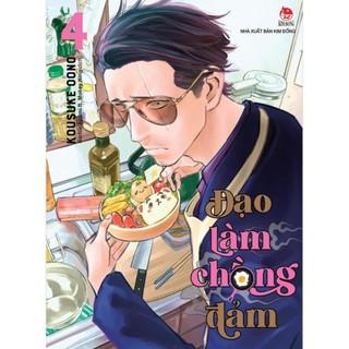 Truyện tranh Đạo làm chồng đảm - Lẻ tập 1 2 3 4 - NXB Kim Đồng