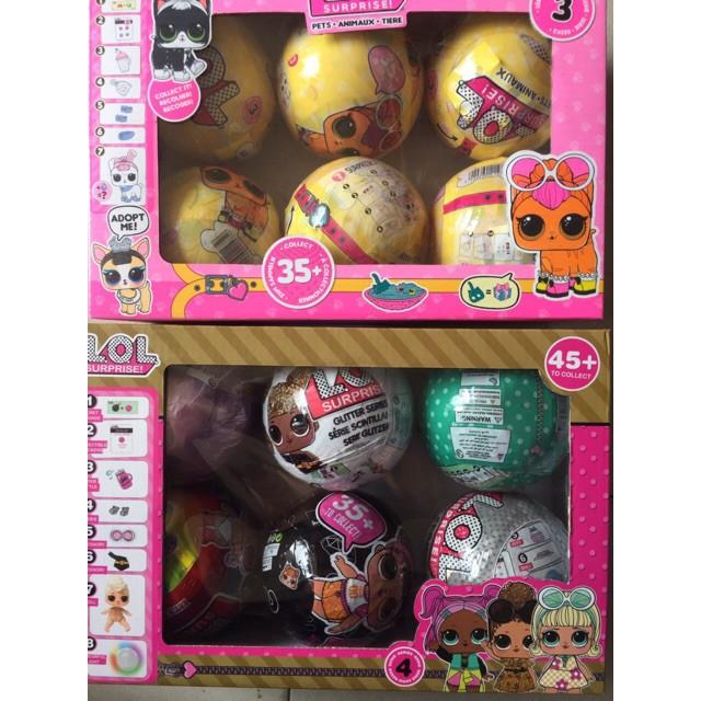 Trứng LOL thú cưng - 1 trứng - HK 6190