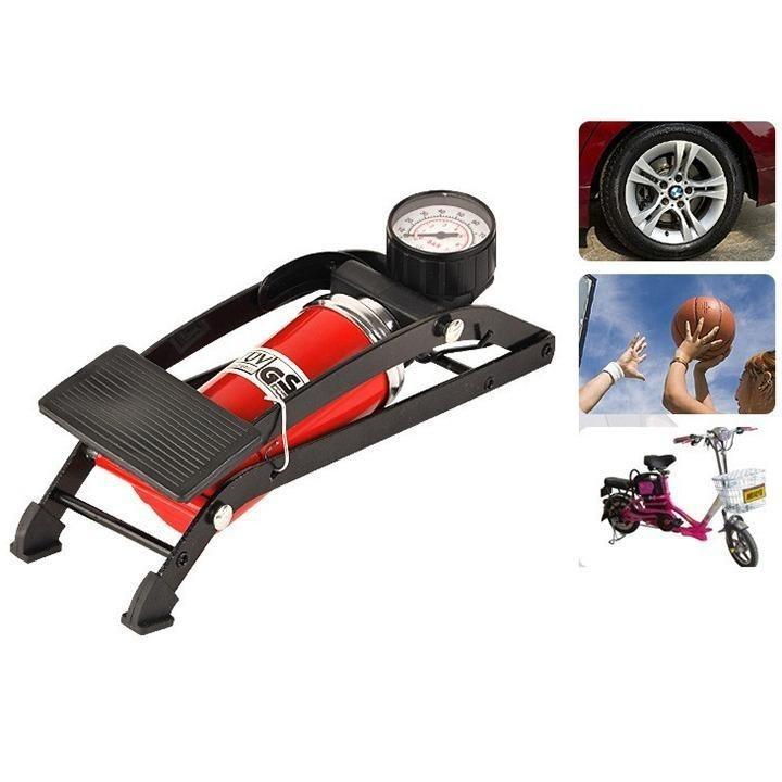 Bơm đạp chân mini 1 Piston dùng cho ô tô - xe máy rất tiện lợi - 3554439 , 1341786600 , 322_1341786600 , 89000 , Bom-dap-chan-mini-1-Piston-dung-cho-o-to-xe-may-rat-tien-loi-322_1341786600 , shopee.vn , Bơm đạp chân mini 1 Piston dùng cho ô tô - xe máy rất tiện lợi