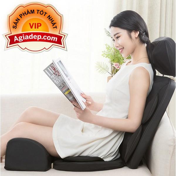 Ghế Massage trị liệu Hồng ngoại + Massage Chân (hàng nhà giàu) Agiadep - 10033548 , 1250349332 , 322_1250349332 , 2500000 , Ghe-Massage-tri-lieu-Hong-ngoai-Massage-Chan-hang-nha-giau-Agiadep-322_1250349332 , shopee.vn , Ghế Massage trị liệu Hồng ngoại + Massage Chân (hàng nhà giàu) Agiadep