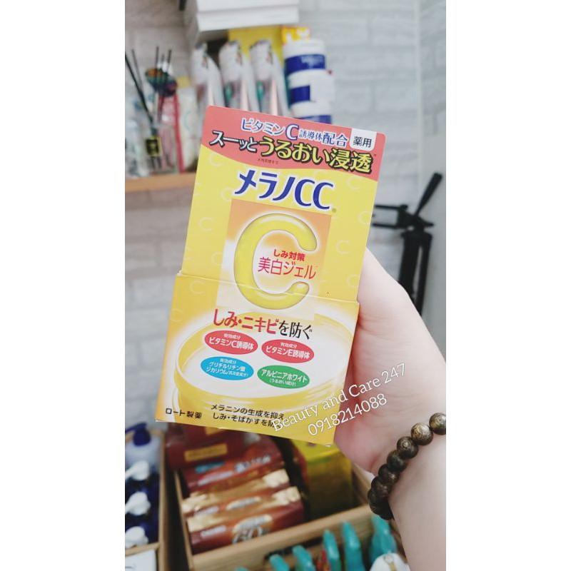 Gel dưỡng Melano CC