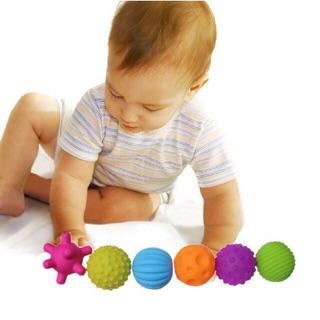 Sét 6 bóng phat trien giác quan cho bé sơ sinh