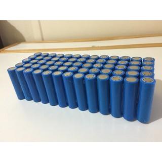 Pin sạc 18650,pin lion 5000mAh cho quạt mini,đèn pin