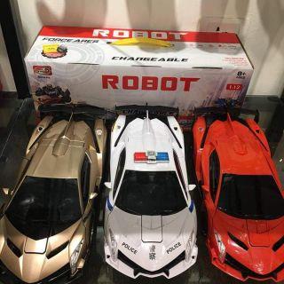 Siêu xe biến hình Lamborghini
