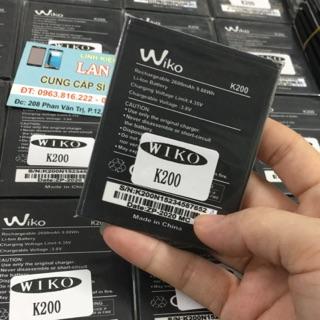 pin wiko suny3 plus K200 zin, dung lượng cao 2200mAh thumbnail