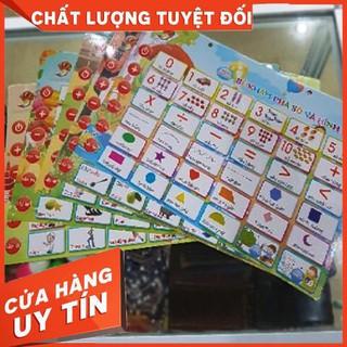 [Xả Kho] Bảng học điện tử thông minh 11 chủ đề Anh – Việt cho bé co