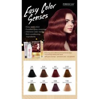 Thuốc nhuộm tóc phủ bạc Freecia cao cấp ( chuyên dành salon tóc) thumbnail