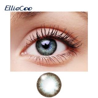 Cặp kính áp tròng EllieCoo màu xanh da trời dùng trong nửa năm thumbnail