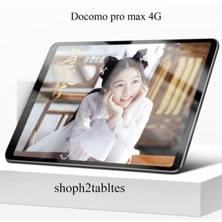 Máy tính bảng Docomo pro max 4G lướt Pubgmobile